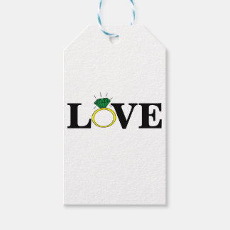 Love Ring Gift Tags