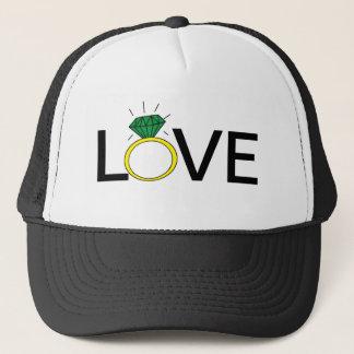 Love Ring Trucker Hat
