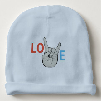 Love Rocks beanie Baby Beanie