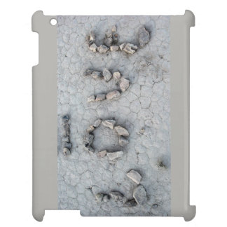 Love Rocks in Uzbekistan: Cool Romantic Photo iPad Cases