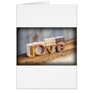 Love & Romance Greeting Card