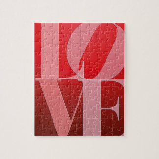 Love Romance Red Pink Puzzles