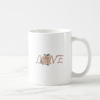 LOVE ROSE MUGS