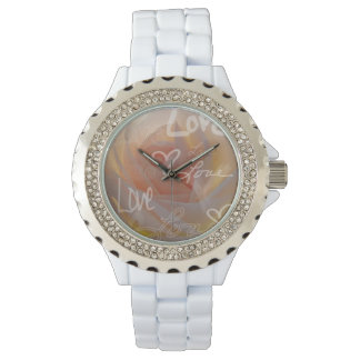 Love Rose Watch
