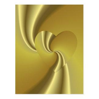 Love s Golden Slumber - Love in Disguise Post Card