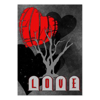 Love s Graveyard Business Card
