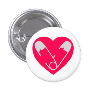 Love Safely Pin