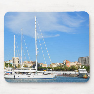 Love sailing mouse pad