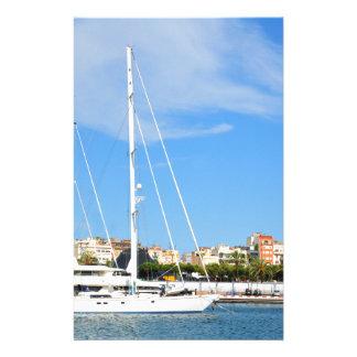 Love sailing stationery