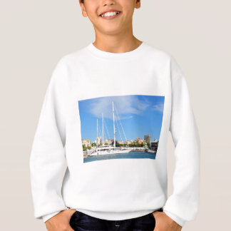 Love sailing sweatshirt