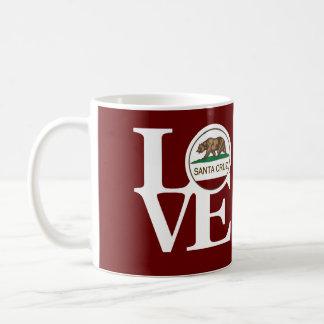 LOVE Santa Cruz 11oz Mug