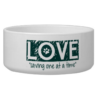 """Love """"saving one at a time"""""""