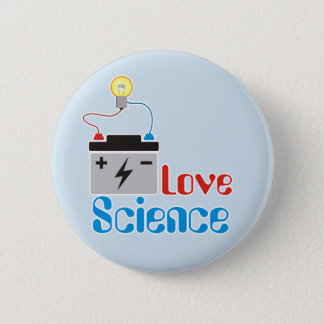 Love Science Button