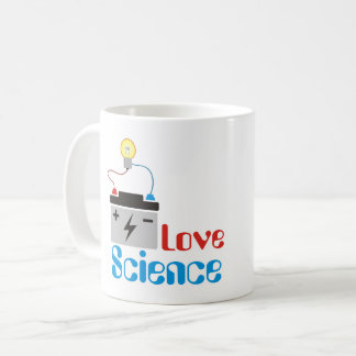 Love Science Mug