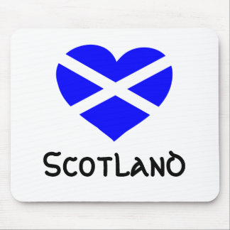 Love Scotland mousepad