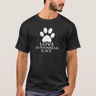 LOVE SCOTTIE CHAUSIE CAT DESIGNS T-Shirt