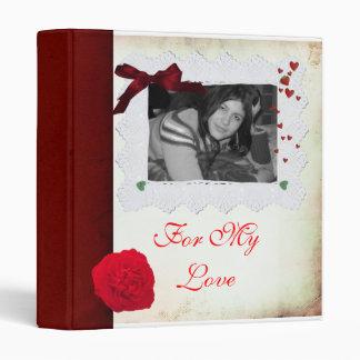 Love Scrapbook/ Photoalbum Binders