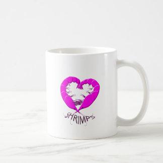 love shrimps coffee mug