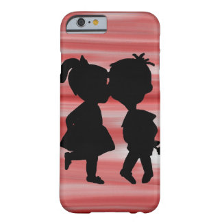 Love Silhouette Barely There iPhone 6 Case
