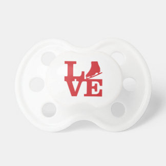 Love Skate Pacifier