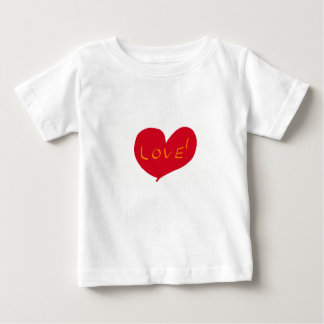 Love sketch baby T-Shirt