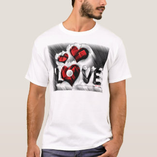 Love Sketch T-Shirt