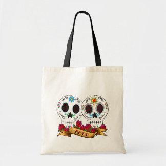 """Love Skull """"Amor"""" Bag"""