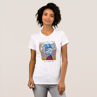 Love Skull Art T-Shirt