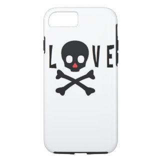 Love Skulls and Bones iPhone 7 Case