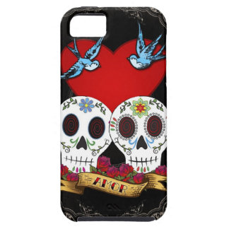 Love Skulls iPhone 5 Covers