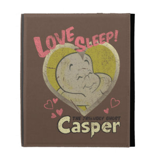 Love Sleep iPad Case
