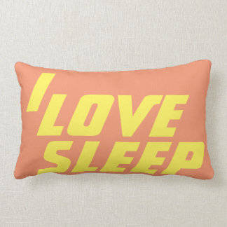 Love Sleep Lumbar Pillow