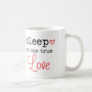 Love Sleep Mug