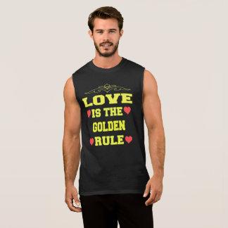Love Sleeveless Shirt