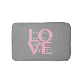 LOVE - Small Bath Mat