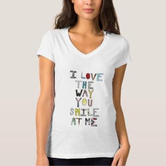 love smile T-Shirt