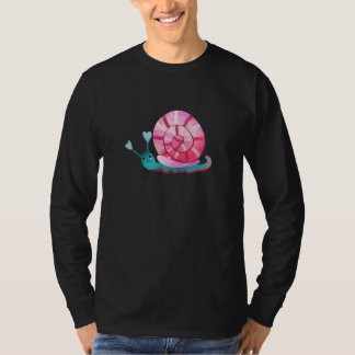 Love Snail T-Shirt