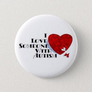 Love_someone 2 Inch Round Button