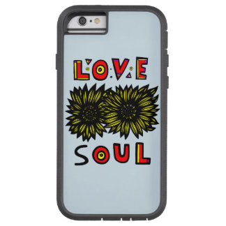 """Love Soul"" Tough Xtreme Phone Case"