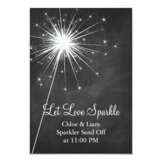 Love Sparkles Holder Card