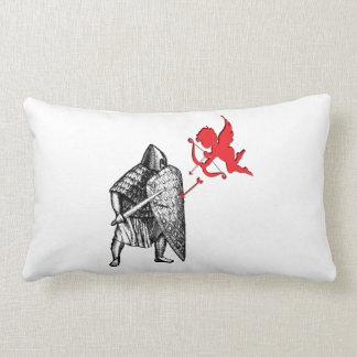 Love Spat Lumbar Pillow