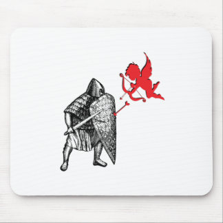 Love Spat Mouse Pad
