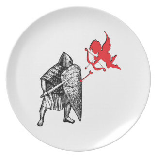 Love Spat Plate