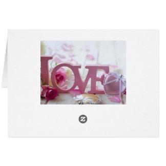 Love spell card