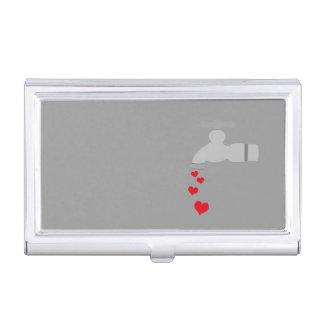 Love Spigot Business Card Cases