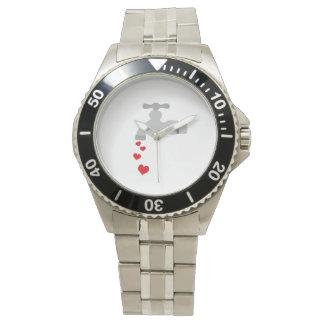 Love Spigot Watch