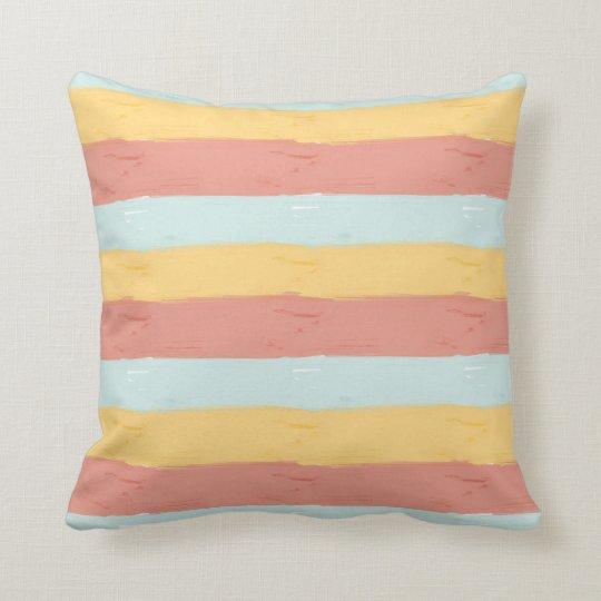 Love Splash 2 Throw Pillow