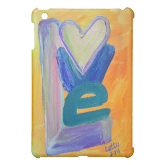 Love Spring Stack Art iPad Hard Fitted Case iPad Mini Case