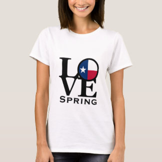 LOVE Spring Texas T-Shirt