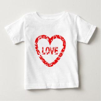 Love Stamp Baby T-Shirt